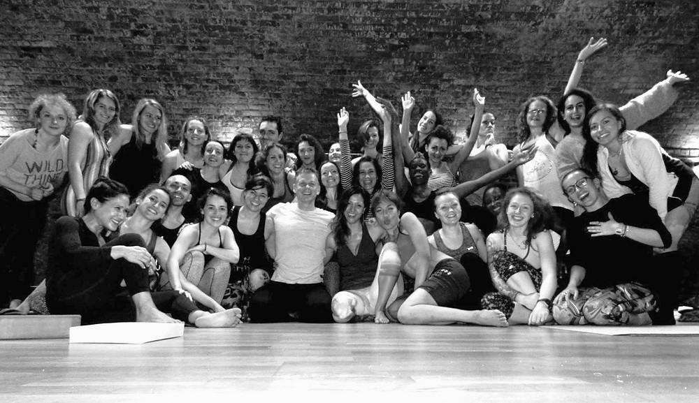 The Yoga People Ashtanga Teacher Training, London 2015