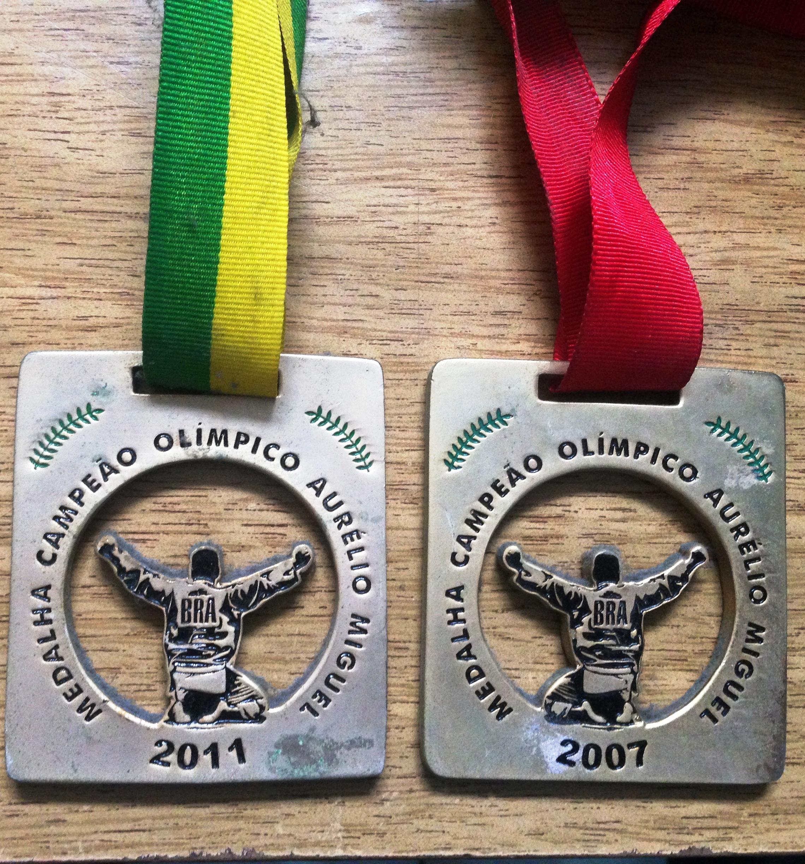 Medalha Aurélio Miguel