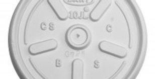 DART - 8oz LIDS x 500 (20JL5)