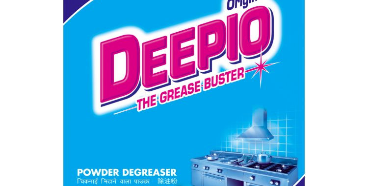 DEEPIO DEGREASER 6KG
