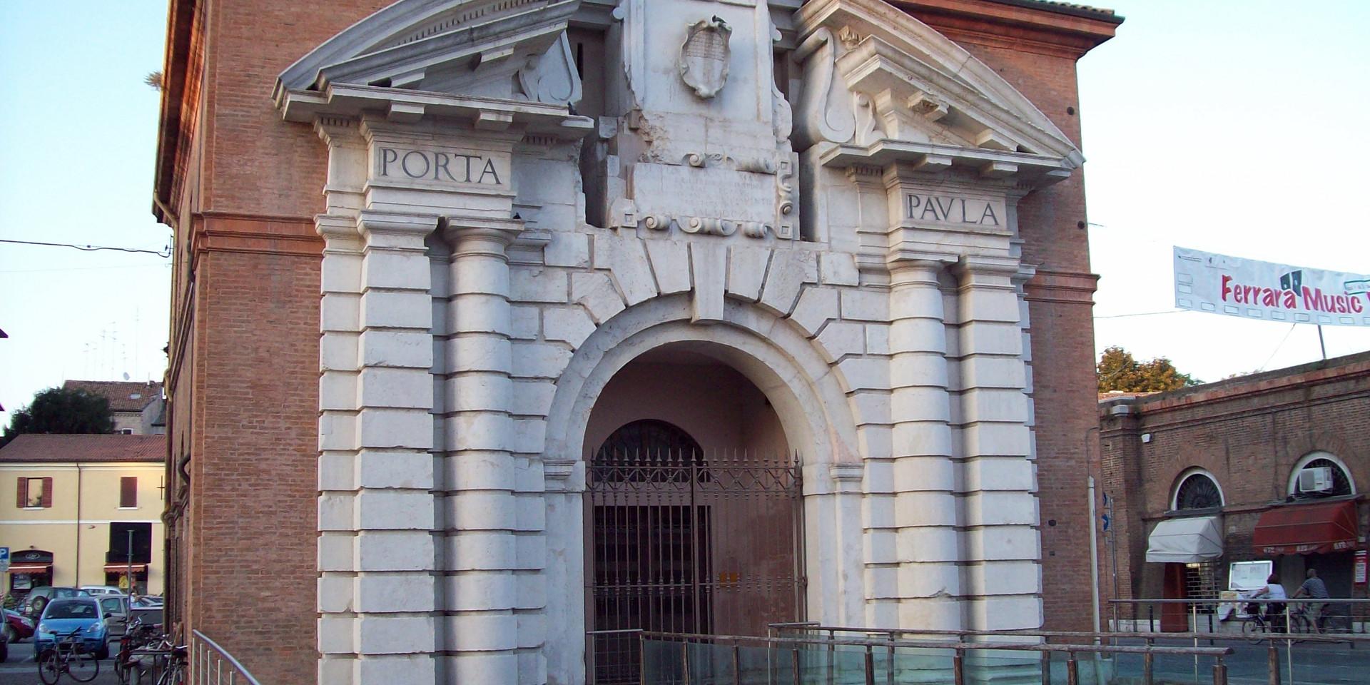 PORTA PAOLA, FERRARA