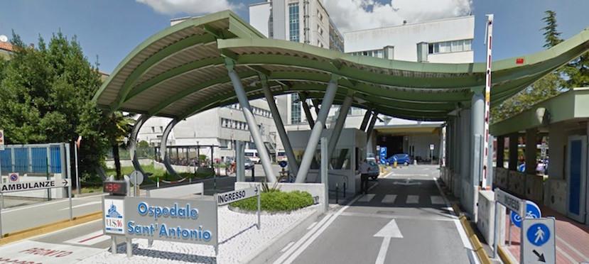 OSPEDALE SANT'ANTONIO, PADOVA