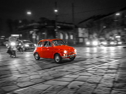 La macchina rossa (SA006)