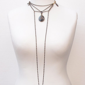 20% discount on unique necklaces