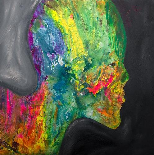 Face of the searching man (Fredrik Olsen)