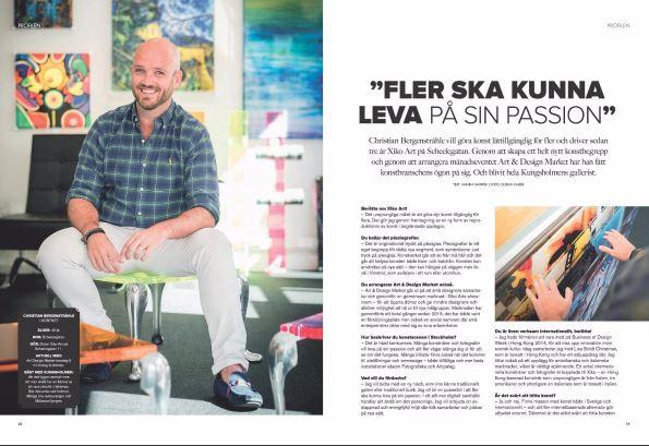Kungsholmen Paper #3 2016
