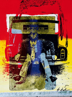 Mick Jagger Aston (GG010)