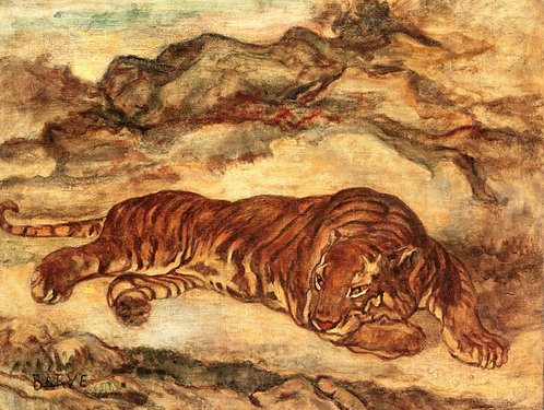 Tiger (Historical Art)