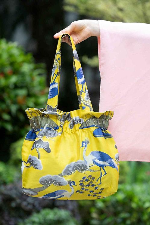 Big Yellow Bird Bag