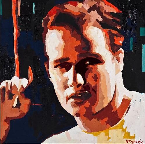 Marlon Brando (Catrine Näsmark)