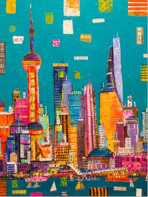 Shanghai on a sunny day (FL012)