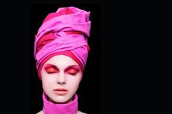 Pink Turban (FR002)