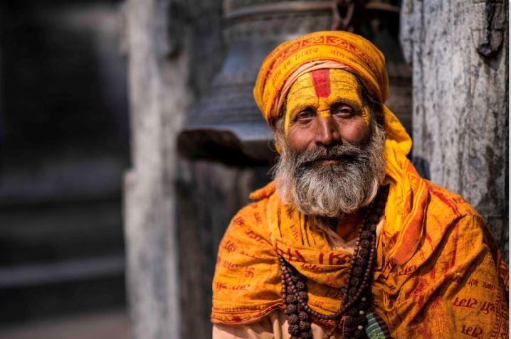 Wise Sadhu (AE010)