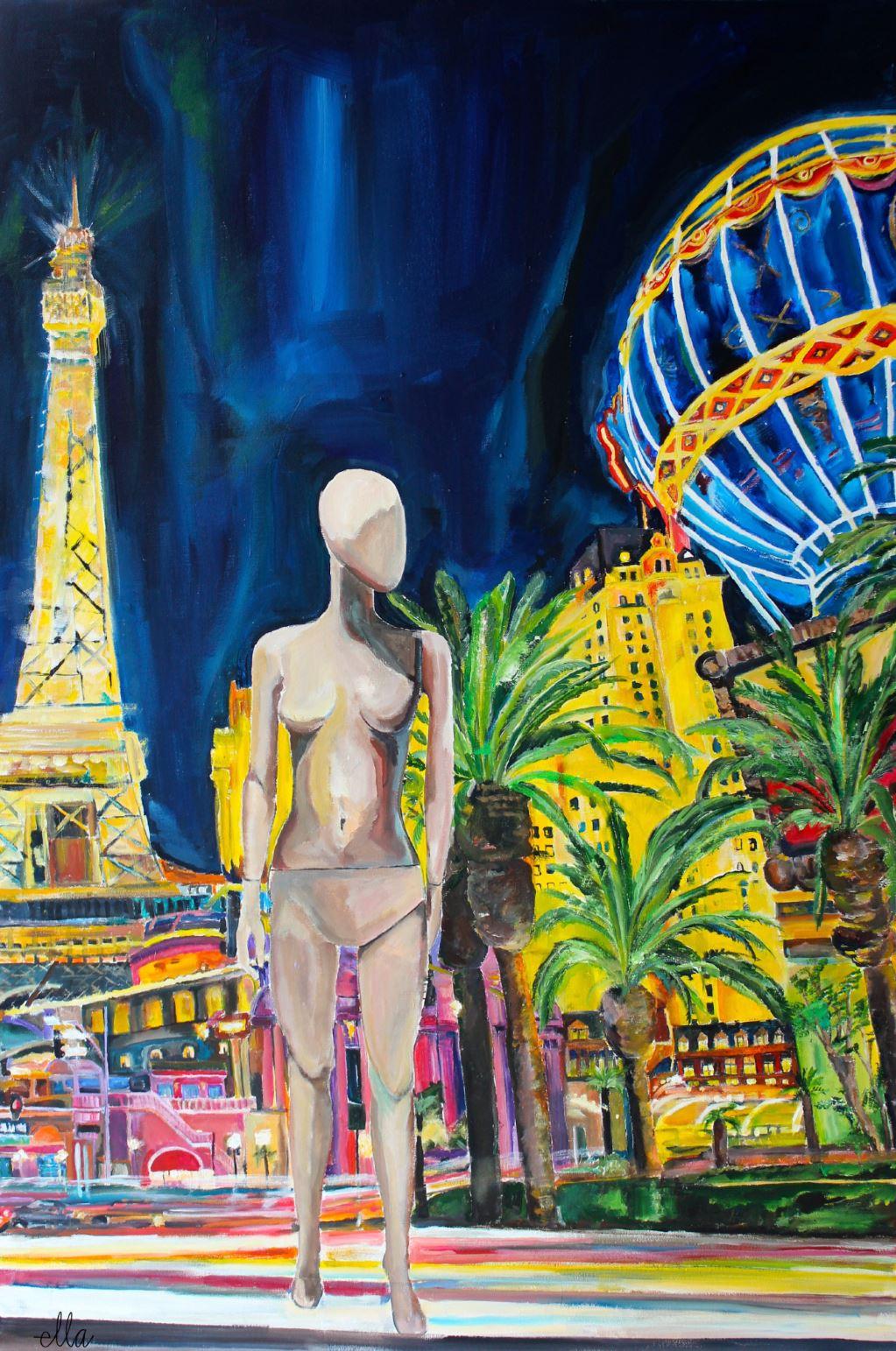 Las Vegas baby (AA022)