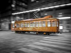 Il vecchio tram (SA007)
