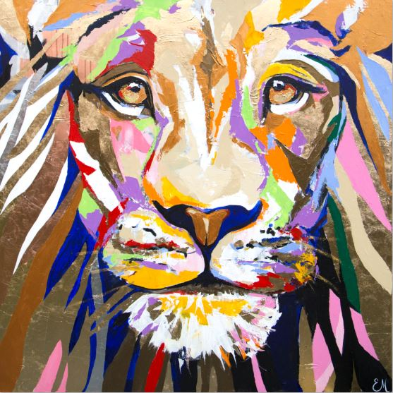 Lion (EM015)