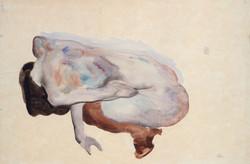Crouching Nude (MET005)