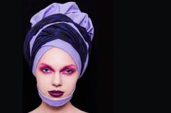 Purple Turban Love (FR010)