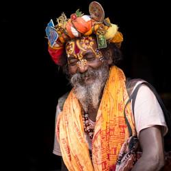 True Sadhu (AE019)