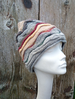 Snuggle - knitted hat