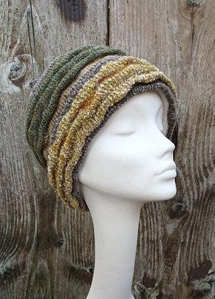 Lichen - knitted hat
