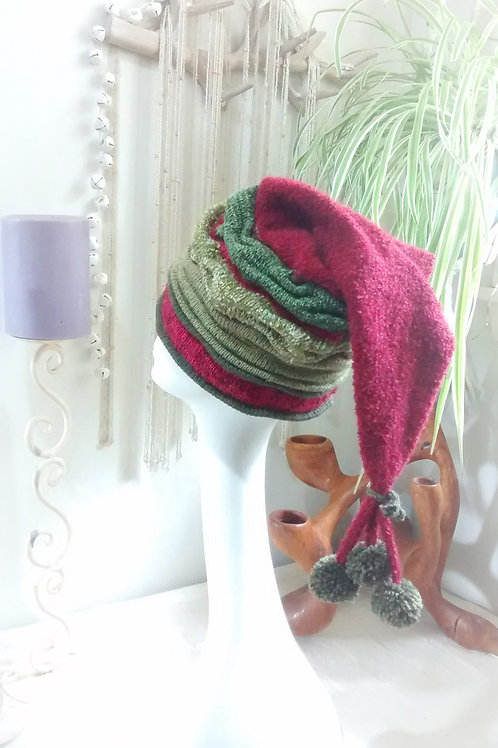 Cotoneaster - knitted hat