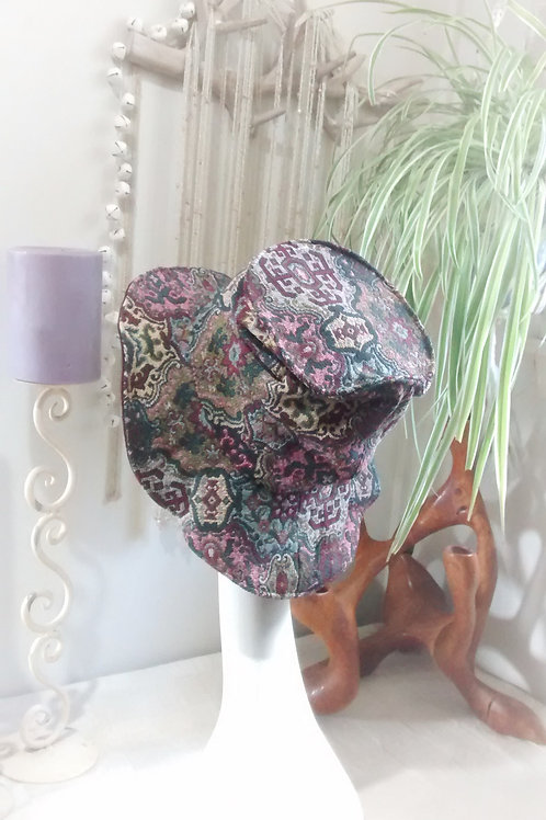 Tapestry - recycled hat