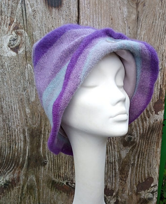 Imperial - felted hat