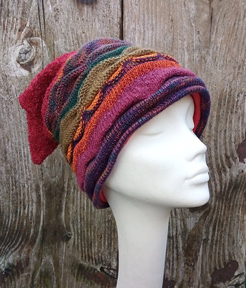 Berries - knitted hat