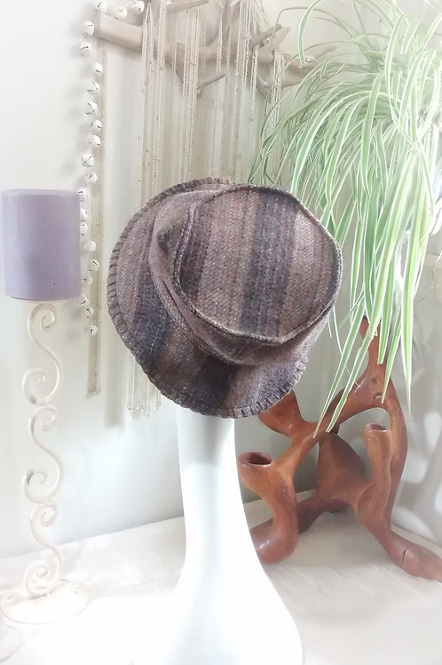 Blanket - recycled hat