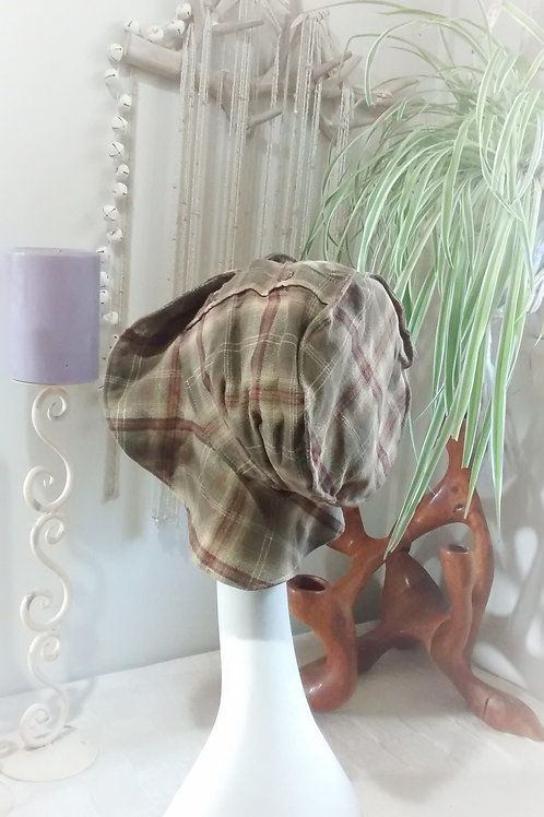 Whipcrack Away - recycled hat
