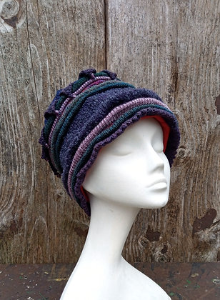 Carnival - knitted hat
