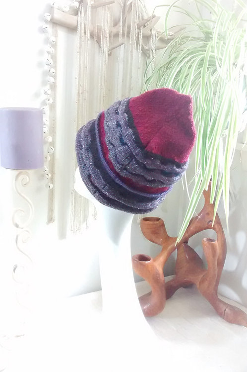 Thundercloud - knitted hat