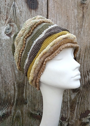 Moss - knitted hat