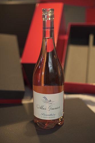 Mas Granier ¨Parenthèse¨ rosé2016A0C Coteaux du Languedoc