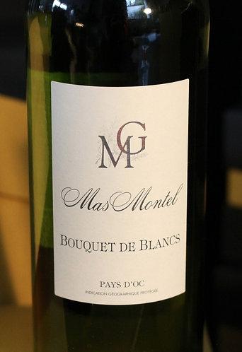 Mas Montel 'Bouquet de Blancs' 2016 Vin de Pays d'Oc