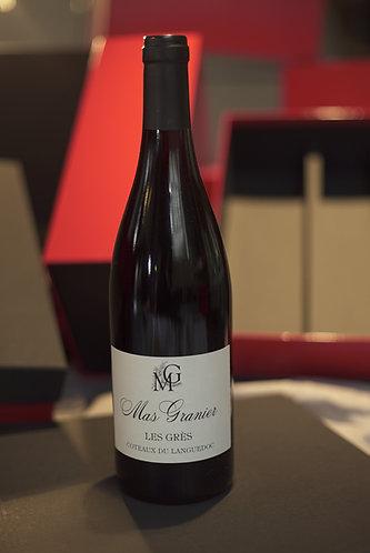 Mas Granier ¨Les Grès¨ rouge 2014 AOC Coteaux du Languedoc