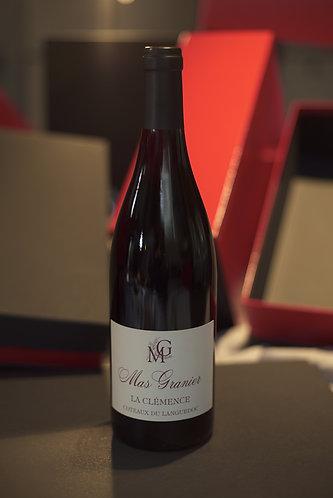 Mas Granier ¨La Clémence¨ rouge 2015 A0C Coteaux du Languedoc