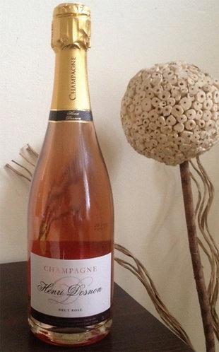 Champagne Henry Dosnon Brut Rosé