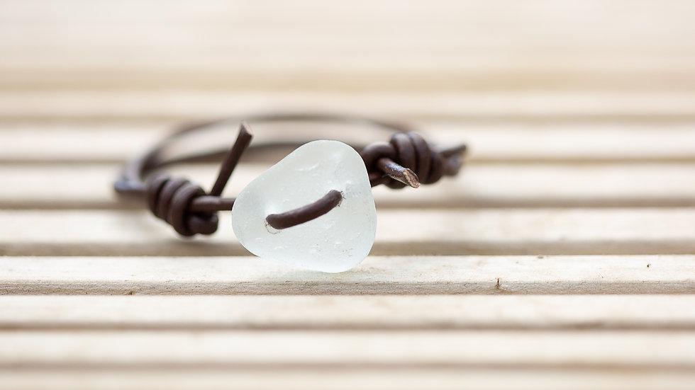 Whitby Seaglass Adjustable Bracelet
