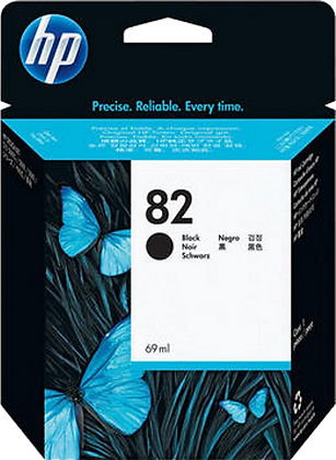 HP 82 Black 69ml Ink Cartridge