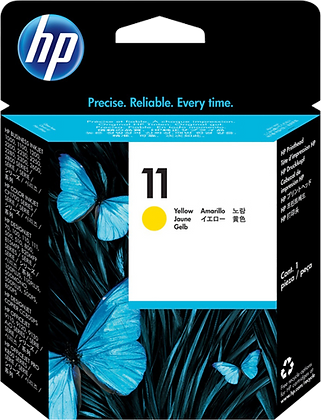 HP 11 Yellow 28ml Ink Cartridge
