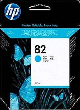 HP 82 Cyan 69ml Ink Cartridge