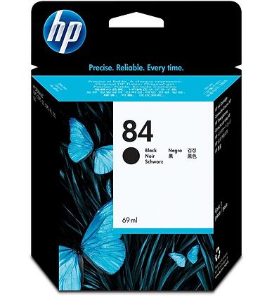 HP 84 Black  69ml Ink Cartridge