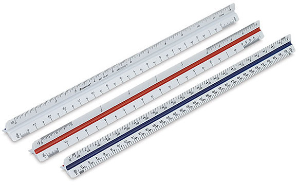 Staedtler Scale (987-18-1)