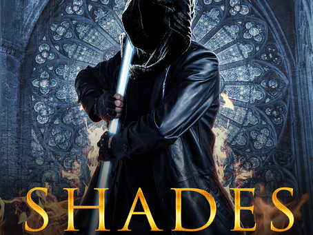 Cover Reveal Shades of Fire & Ash