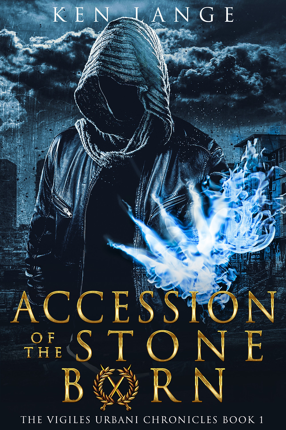 Accession of the Stone Born 2nd Edition Cover