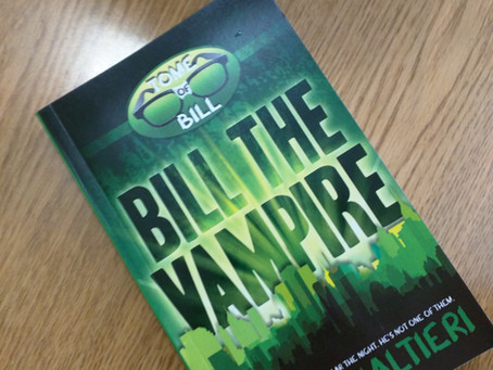 The Tome of Bill, By Rick Gualtieri