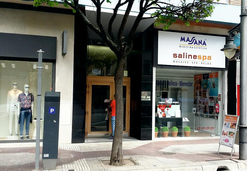 Sucursal C/ San Anton, 7.