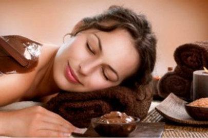 Baño de Chocolate Con Exfoliación y Envoltura de cítricos
